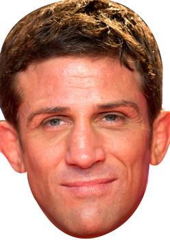 Alex Reid (2) 2017 Tv Celebrity Face Mask