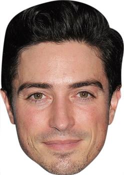 Ben Feldman MH 2017 Tv Celebrity Face Mask