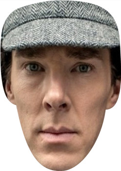Benedict MH 2017 Tv Celebrity Face Mask