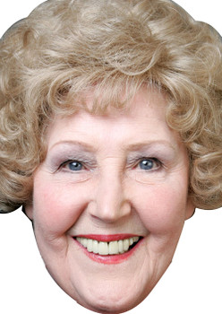 Betty Emmerdale Tv Celebrity Face Mask