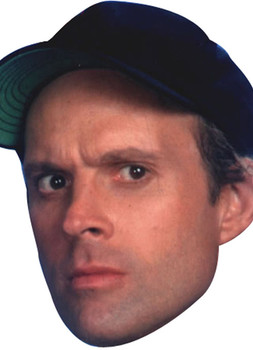 Dwight Schultz Murdock Tv Celebrity Face Mask