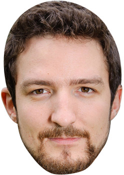 Frank Turner02 Tv Celebrity Face Mask