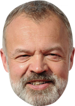 Graham Norton MH 2017 Tv Celebrity Face Mask