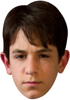 Greg Heffley Tv Celebrity Face Mask