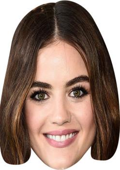 Lucy Hale (2)  Tv Celebrity Face Mask