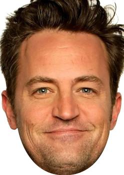 Matthewperry Tv Celebrity Face Mask