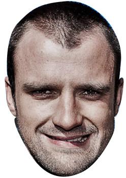 Micky Maguire1 Shameless Tv Celebrity Face Mask