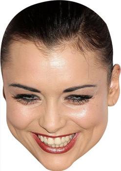 Shona Mcgart MH 2017 Tv Celebrity Face Mask