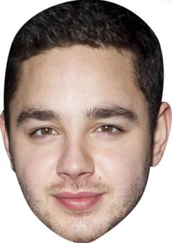 Adam Thomas Adam Barton 1 Celebrity Party Face Mask