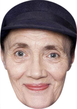 Edna Birch Celebrity Party Face Mask