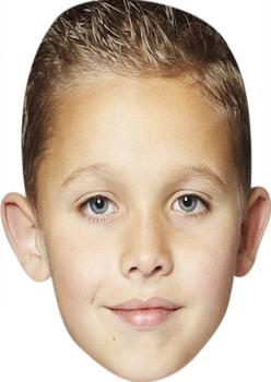 Joe Warren Plant Jacob Gallagher Celebrity Party Face Mask