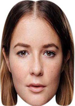 Abby Rakic-Platt Celebrity Party Face Mask
