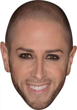 Brian Friedman X Factor Celebrity Party Face Mask