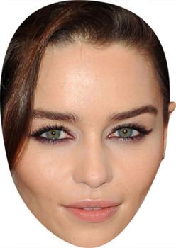 Emilia Clarke Celebrity Party Face Mask