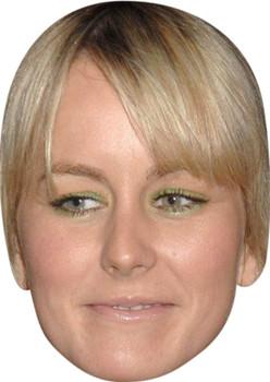 Emma Parker-Bowles Celebrity Party Face Mask