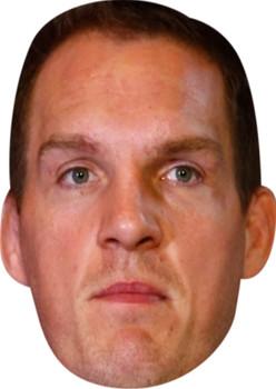 Gethin Jenkins Celebrity Party Face Mask