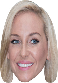 Josie Gibson Celebrity Party Face Mask
