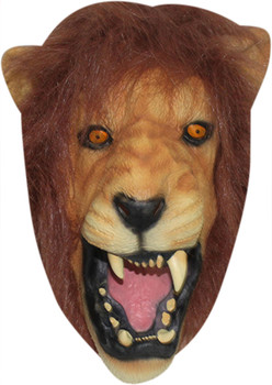 Lion Halloween Celebrity Party Face Mask