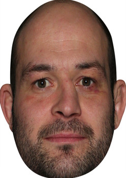 Rory Best British Lions Rugby Celebrity Party Face Mask