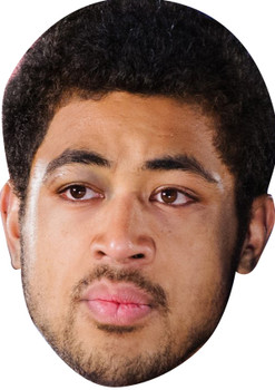 Toby Faletau. Celebrity Party Face Mask