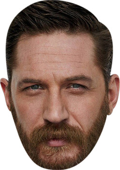 Tom Hardy Celebrity Party Face Mask