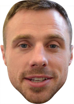 Tommy Bowe - British Lions Celebrity Party Face Mask