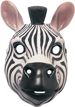 Zebra Mask Template 701977 Celebrity Party Face Mask