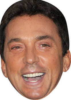 Bruno Tonioli Strictly Come Dancing Face Mask