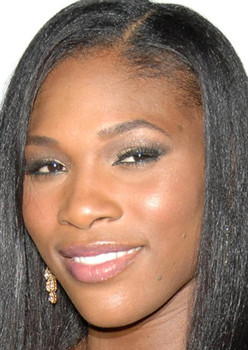 Serena Williams Tennis Celebrity Face Mask
