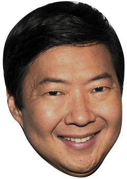 """Chow """"The Hangover"""" Face Mask"""