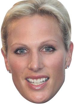 Zara Philips Star Face Masks