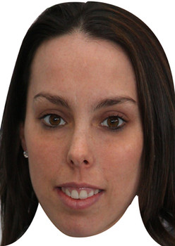 Beth Tweddle Face Mask Olympic Mask