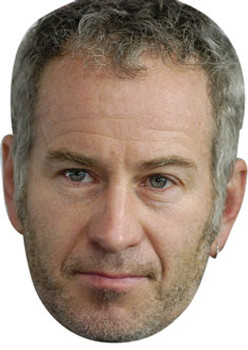 John Mcenroe Face Mask