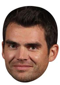 James Anderson Face Mask