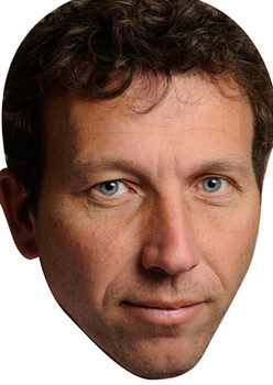 Mike Atherton Cricket Face Mask
