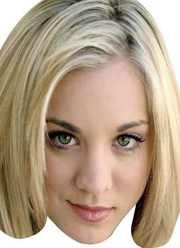 Penny Big Bang Theory Celebrity Face Mask