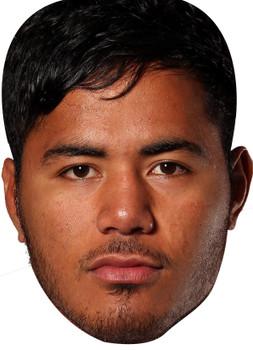 England Rugby Player Manusamoa Tuilagi Celebrity Face Mask