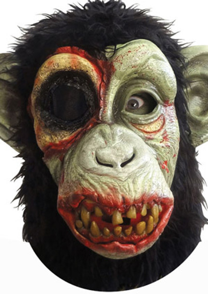 Halloween Monkey Celebrity Face Mask