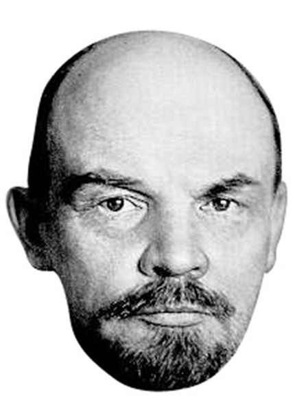 Lenin Celebrity Face Mask