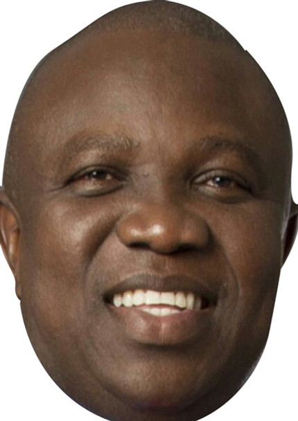 Akinwunmi Ambode Politicians 2015 Celebrity Face Mask