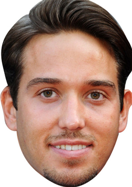 James Lock Towie 2015 Celebrity Face Mask
