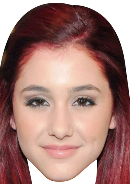 Ariana Grande Music Stars 2015 Celebrity Face Mask