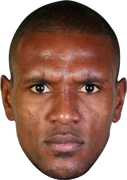 Abidal Barcelona Footballer Celebrity Face Mask