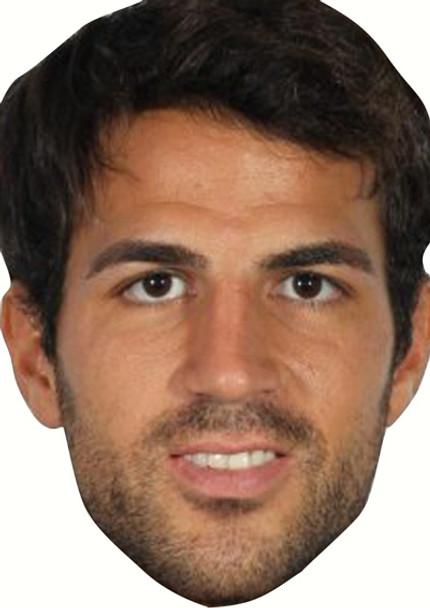 Cesc Fabregas Celebrity Face Mask