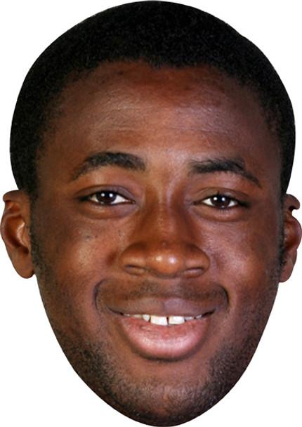 Toure Barcelona Footballer Celebrity Face Mask