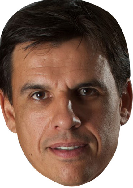 Chris Coleman Celebrity Face Mask