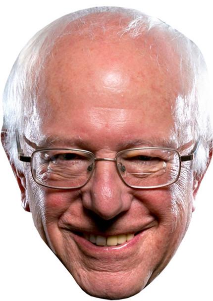 Bernie Sanders 2016 Celebrity Face Mask