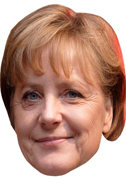 Angela Merkel Uk Politician Face Mask