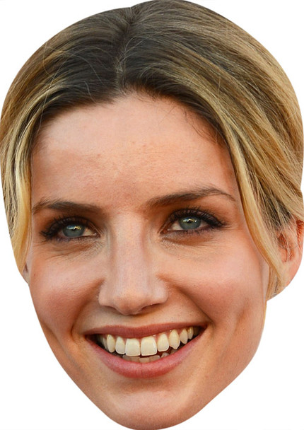 Annabelle Wallis MH 2017 Celebrity Face Mask