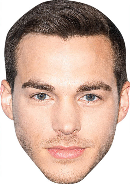Chris Wood MH 2017 Celebrity Face Mask